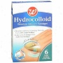 Walgreens Hydrodolloid Premium Adhesiee Bandages, 1 1/2 X 2 3/8 Inch