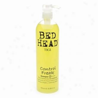 Tigi Bed Head Control Freak Frizz Control & Straightener Shampoo