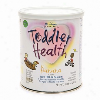 Toddler Health Rice Based Balanced Nutritional Drink Mingle, Banana