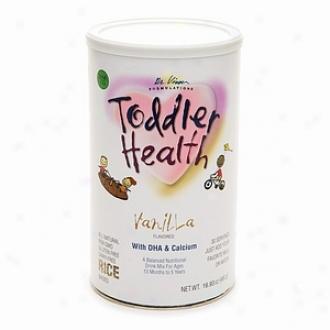 Toddler Health Rice Based Balancer Nutritionaal Drink Be ~ed, Vanilla