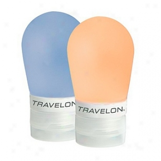 Travelon Smart Tubes, The Original SoftB ottle, 2 Ounces