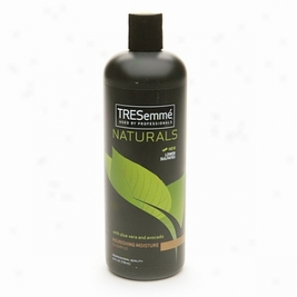 Tresemmd Naturals Nutrition Moisture Shampoo, Aloe Vera And Avocado
