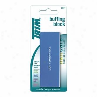 Trim Buffing Block