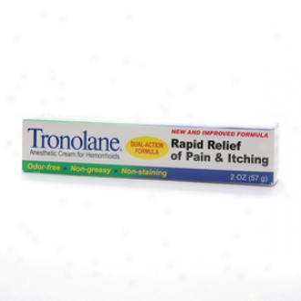 Tronolane Anesthetic Hemorrhoid Cream