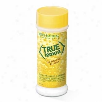 True Lemon Crystallkzed Lemon Shaker Because Baking & Cooking
