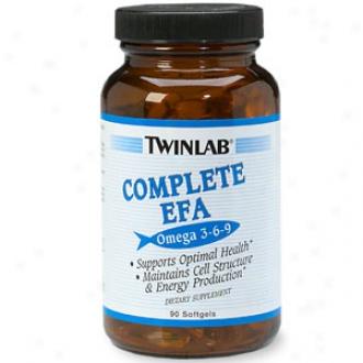 Twinlab Complete Efa Omega 3-6-9