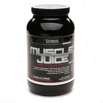 Ultimate Nutrition Muscle Juice Revolution 2600, Chocilate Cr??me