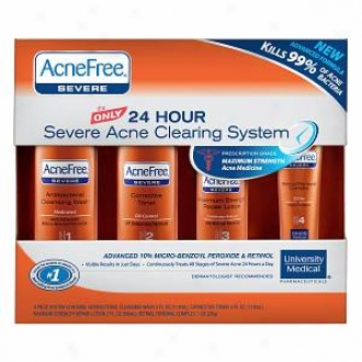 University Medical Acnefree Rigid Acne Treatment System