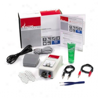 Vector Professional Electrolysis Hair Removal System, Model Vctm1