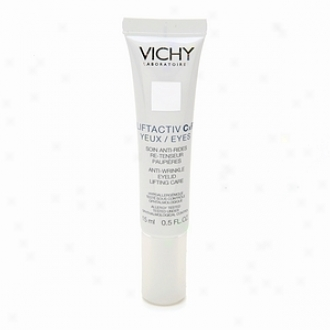 Vichy Laboratoirea Liftactiv Cxp Eyes Anti-wrinkle Eyelid Lifting Care