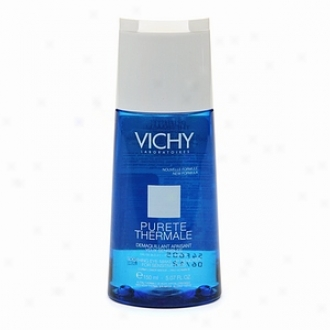 Vochy Laboratoires Purete Thermale Soothihg Eye Make-up Remover Sensitive Eyes
