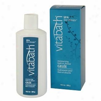 Vitabath Moisturizing Ba5h & Shower Gelee, Sp aSkin Therapy