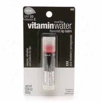Vitamin Water Xxx Flavored Lipbalm, Spf 20, Acai-blueberry-pomegranate