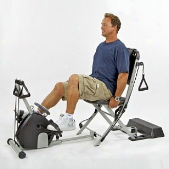 Vq Actioncare Smoothrider Ii Exercise Bicycle Accessory For Resistance Chair