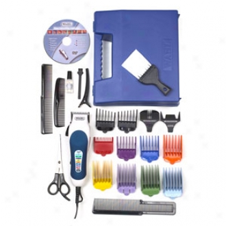 Wahl Colorpro Color Coded Hairrcutting Kit 79300-1001