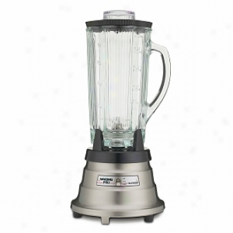 Waring Pro Mbb518 Professional Food & Beverage Blender, Stainless