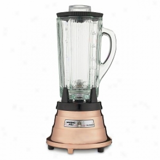 Waring Pro Mbb520 Professional Feed And Beverage Blender, Copper