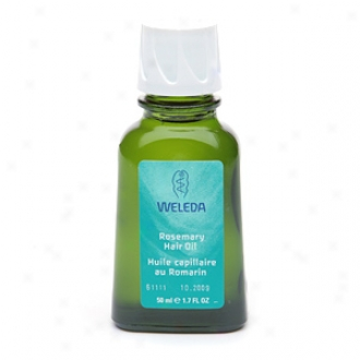 Weleda Rosemary Hair Oil