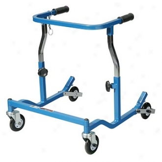 Wenzelite Anterior Safety Rollers Pediatric Blue, Pediatric