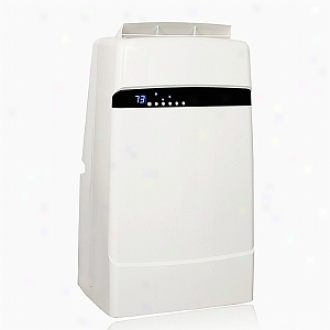 Whynter Llc Eco-friendly 12000 Btu Dual Hose Portable Air Conditioner