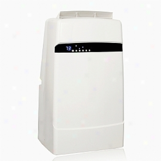 Whynter Llc Eco-friendly 12000 Btu Duzl Hos Portable Air Conditioner With Heater