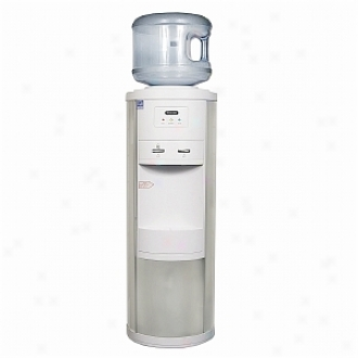 Whynter Llc Energy Asterisk Free-standing Hot & Cold Water Dispenser Model Fx-7sw, Whitee
