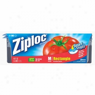 Ziploc Medium Rectangle Containers